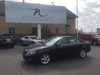 2007 Hyundai Sonata SE w/XM I40 & MACARTHUR 405-917-7433 in Oklahoma City OK