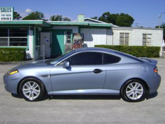 2007 Hyundai Tiburon GS in Fort Pierce, FL 34982