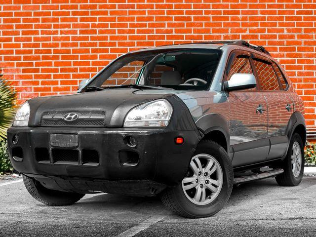 2007 Hyundai Tucson SE Burbank, CA 1