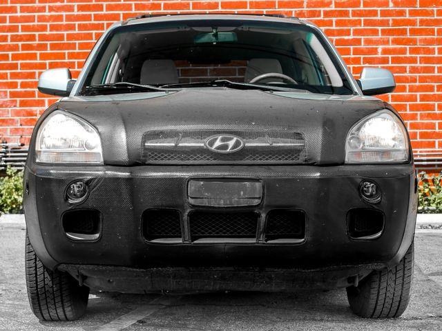 2007 Hyundai Tucson SE Burbank, CA 2