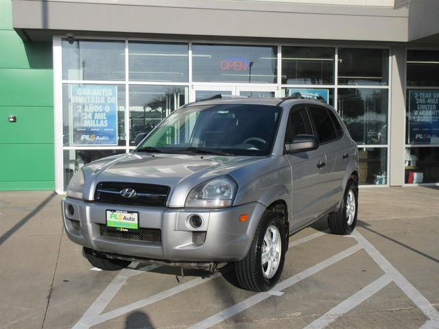 2007 Hyundai Tucson GLS in Dallas, TX 75237