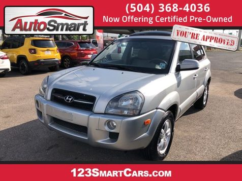 2007 Hyundai Tucson LIMITED in Harvey, LA