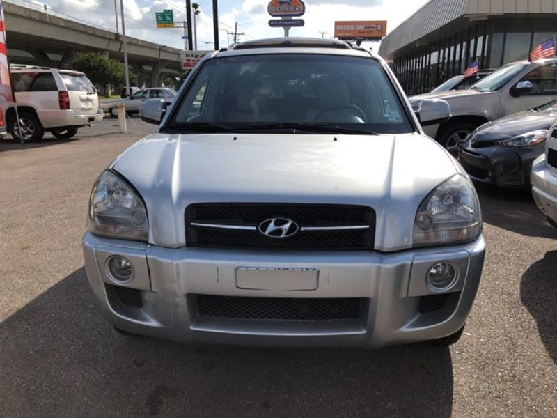 2007 Hyundai Tucson LIMITED  city LA  AutoSmart  in Harvey, LA