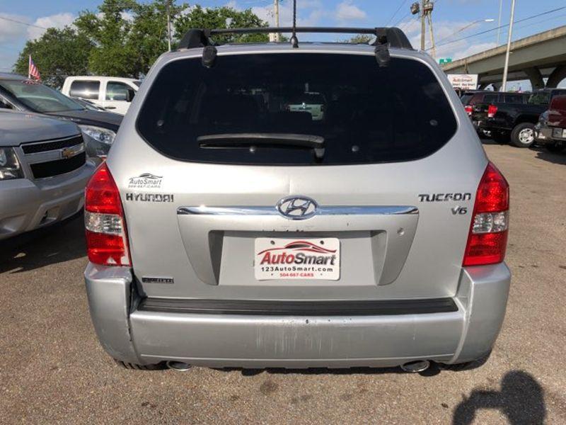2007 Hyundai Tucson LIMITED  city LA  AutoSmart  in Gretna, LA