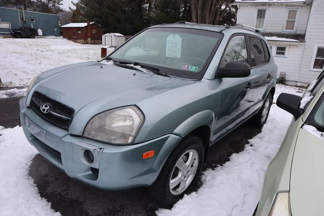 2007 Hyundai Tucson GLS in Lock Haven, PA 17745