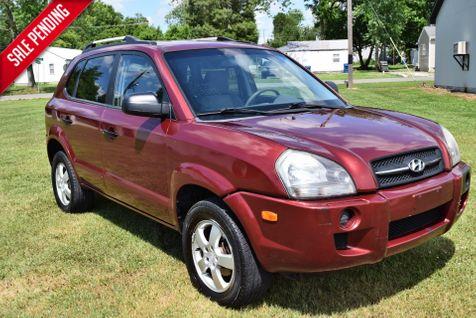 2007 Hyundai Tucson GLS in Mt. Carmel, IL