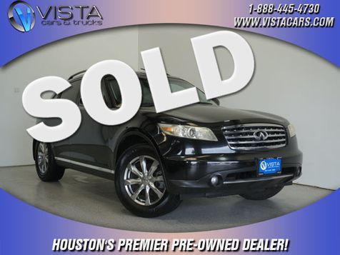 2007 Infiniti FX35 Base in Houston, Texas