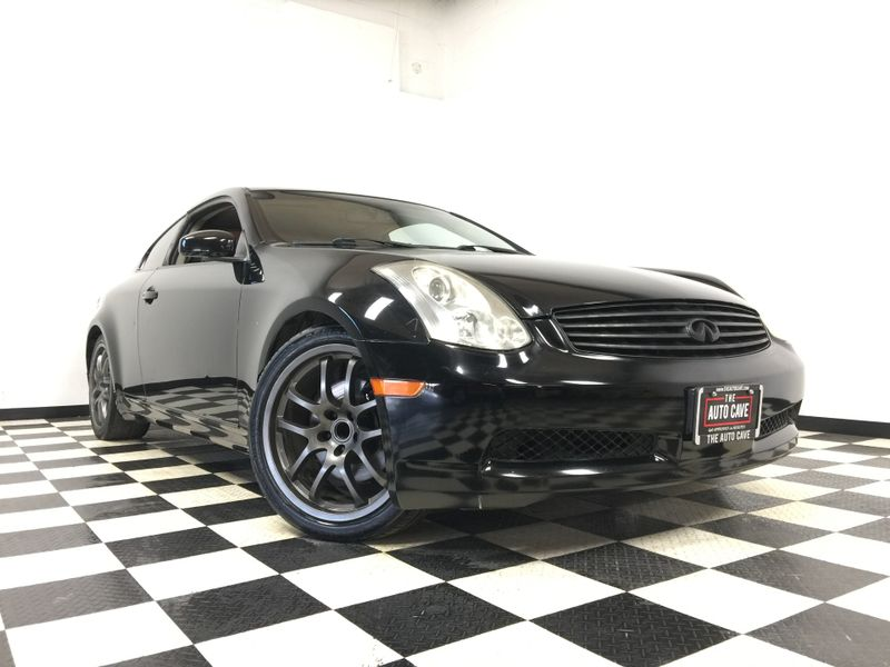 2007 Infiniti G35 *Get APPROVED In Minutes!* | The Auto Cave in Addison