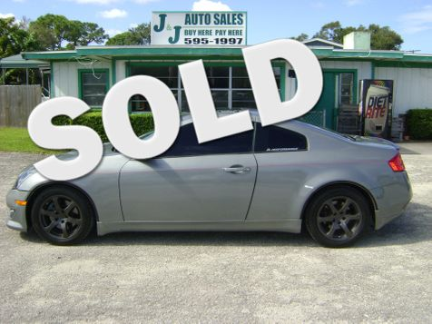 2007 Infiniti G35 COUPE  in Fort Pierce, FL