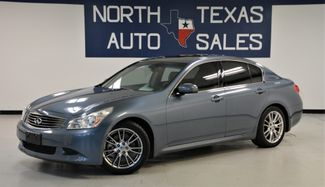 2007 Infiniti G35 S SPORT PKG 1 OWNER NAV SUNROOF Base in Dallas, TX 75247