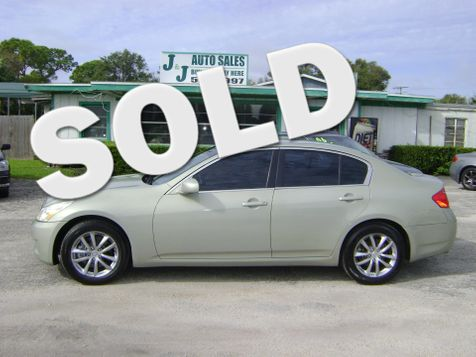 2007 Infiniti G35 G35x AWD in Fort Pierce, FL