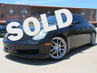 2007 Infiniti G35  | Houston, TX | American Auto Centers in Houston TX