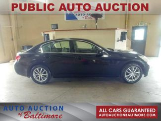2007 Infiniti G35 G35x | JOPPA, MD | Auto Auction of Baltimore  in Joppa MD