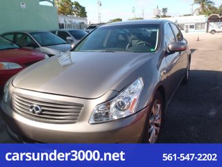 2007 Infiniti G35 Journey Lake Worth , Florida 1