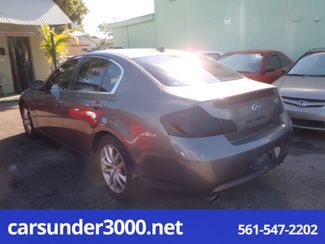 2007 Infiniti G35 Journey Lake Worth , Florida 2