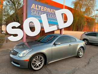 2007 Infiniti G35 3 MONTH/3,000 MILE NATIONAL POWERTRAIN WARRANTY Mesa, Arizona