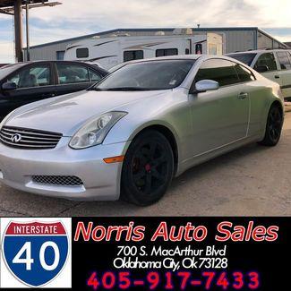 2007 Infiniti G35  | Oklahoma City, OK | Norris Auto Sales (I-40) in Oklahoma City OK