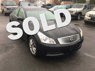 2007 Infiniti G35X   city MA  Baron Auto Sales  in West Springfield, MA