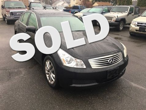 2007 Infiniti G35X  in West Springfield, MA