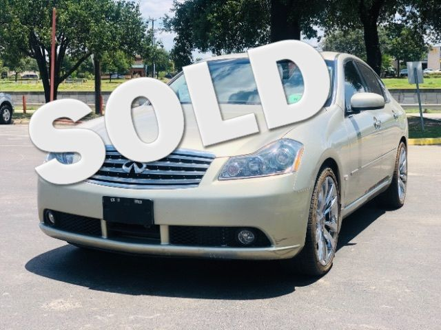 2007 Infiniti M35 35 Sedan in San Antonio, TX 78233
