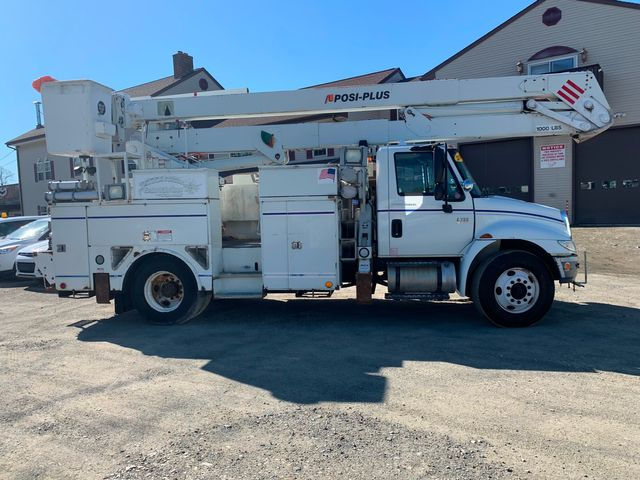 2007 International 4300 Hoosick Falls, New York 2
