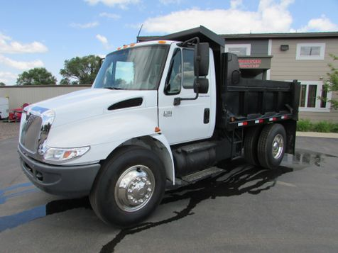 2007 International 4300 Reg-Cab Dump Truck  in St Cloud, MN