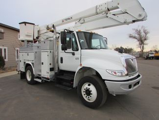 2007 International 4400 Bucket Truck 51 Working Height   St Cloud MN  NorthStar Truck Sales  in St Cloud, MN