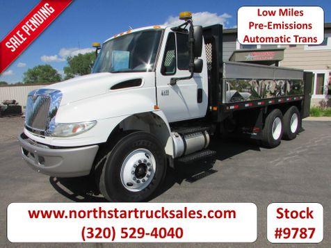 2007 International 4400 Flatbed-Service Truck  in St Cloud, MN
