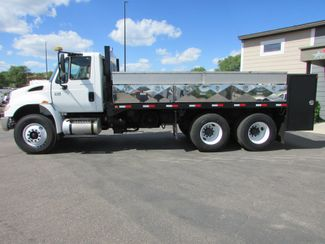 2007 International 4400 Flatbed-Service Truck   St Cloud MN  NorthStar Truck Sales  in St Cloud, MN