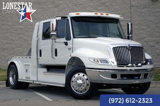 2007 International 4400 2-L Conversion Hauler Bed in Plano Texas, 75093