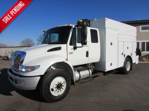 2007 International 4400 Service Utility Truck  in St Cloud, MN
