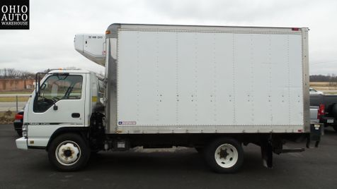2007 Isuzu NQR Diesel 14 FT Refrigerated Box Truck Power Lift We Finance | Canton, Ohio | Ohio Auto Warehouse LLC in Canton, Ohio