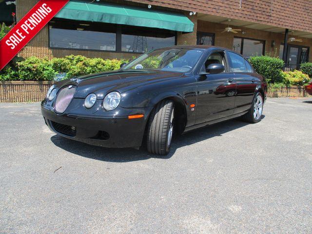 2007 Jaguar S-TYPE R