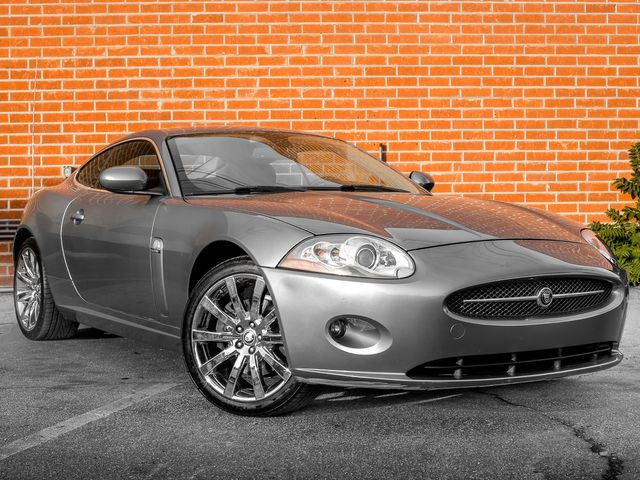 2007 Jaguar XK Burbank, CA 2
