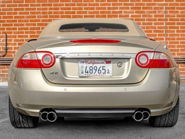 2007 Jaguar XK Burbank, CA 4