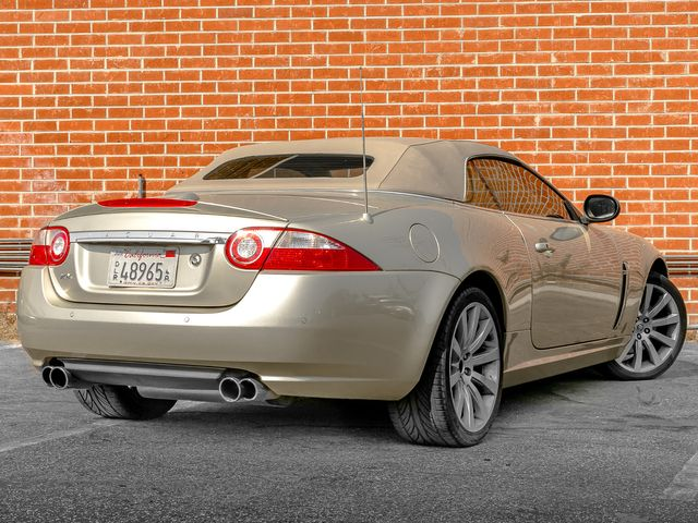 2007 Jaguar XK Burbank, CA 5