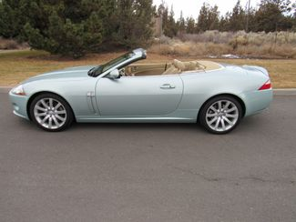 2007 Jaguar XK Convertible Only 47K Miles! Bend, Oregon 1