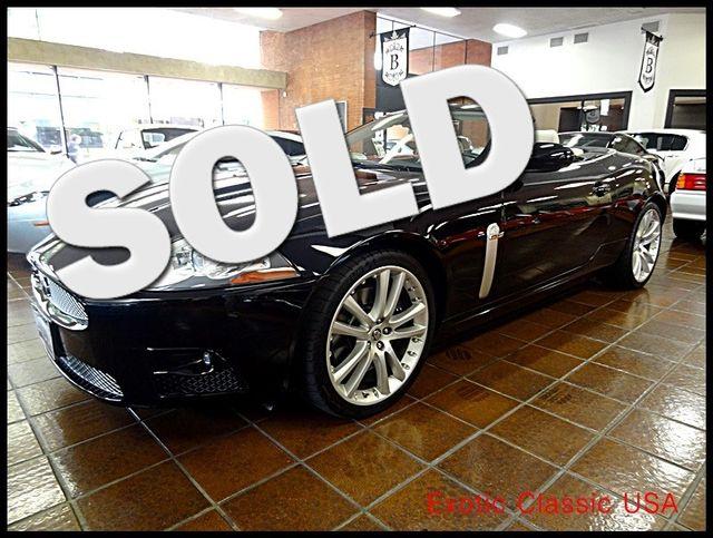 2007 Jaguar XK XKR La Jolla, Califorina  0