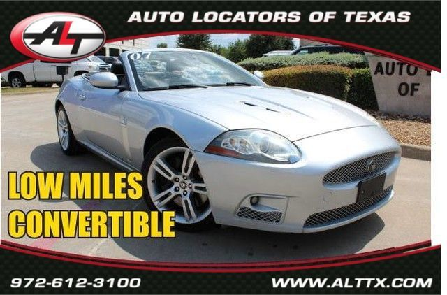 2007 Jaguar XK Series XKR