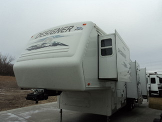 2007 Jayco Designer 34RLQS in Mandan, North Dakota 58554