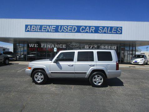 2007 Jeep Commander Sport in Abilene, TX