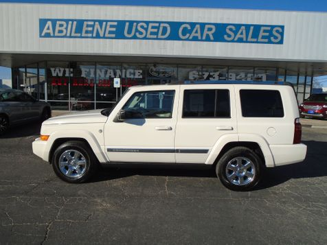 2007 Jeep Commander Limited in Abilene, TX