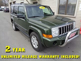 2007 Jeep Commander Sport in Brockport NY, 14420