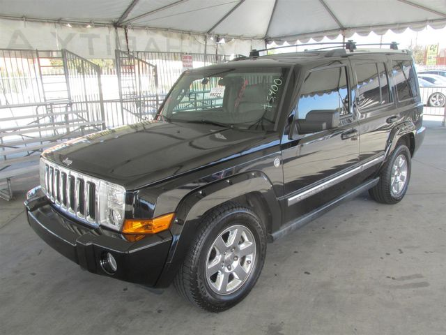 2007 Jeep Commander Limited Gardena, California