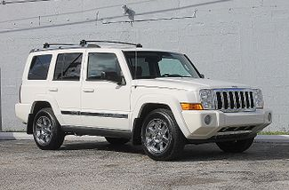2007 Jeep Commander Limited Hollywood, Florida 13