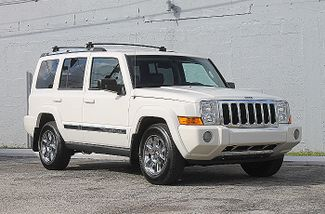 2007 Jeep Commander Limited Hollywood, Florida 23