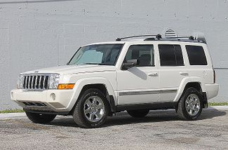 2007 Jeep Commander Limited Hollywood, Florida 10