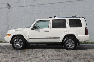 2007 Jeep Commander Limited Hollywood, Florida 9