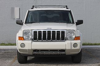 2007 Jeep Commander Limited Hollywood, Florida 12