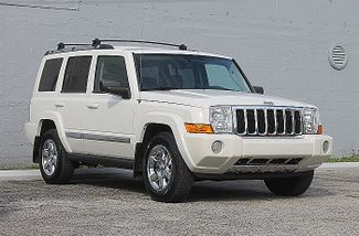 2007 Jeep Commander Limited Hollywood, Florida 1
